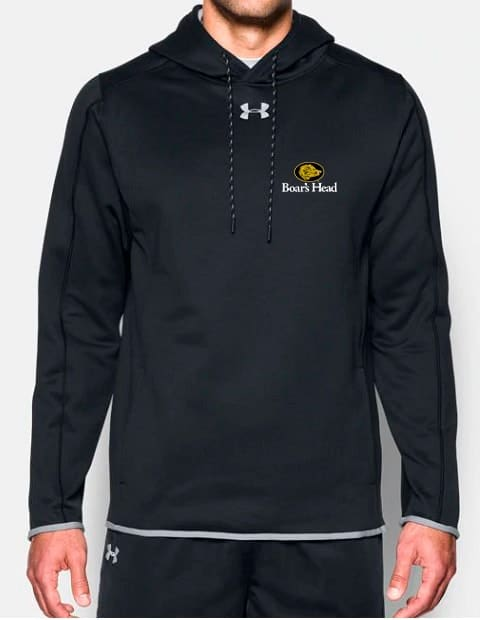 7266e4d2 Under Armour Men's Double Threat Armour Fleece® Hoodie